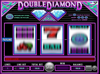 Скриншот Double Diamond